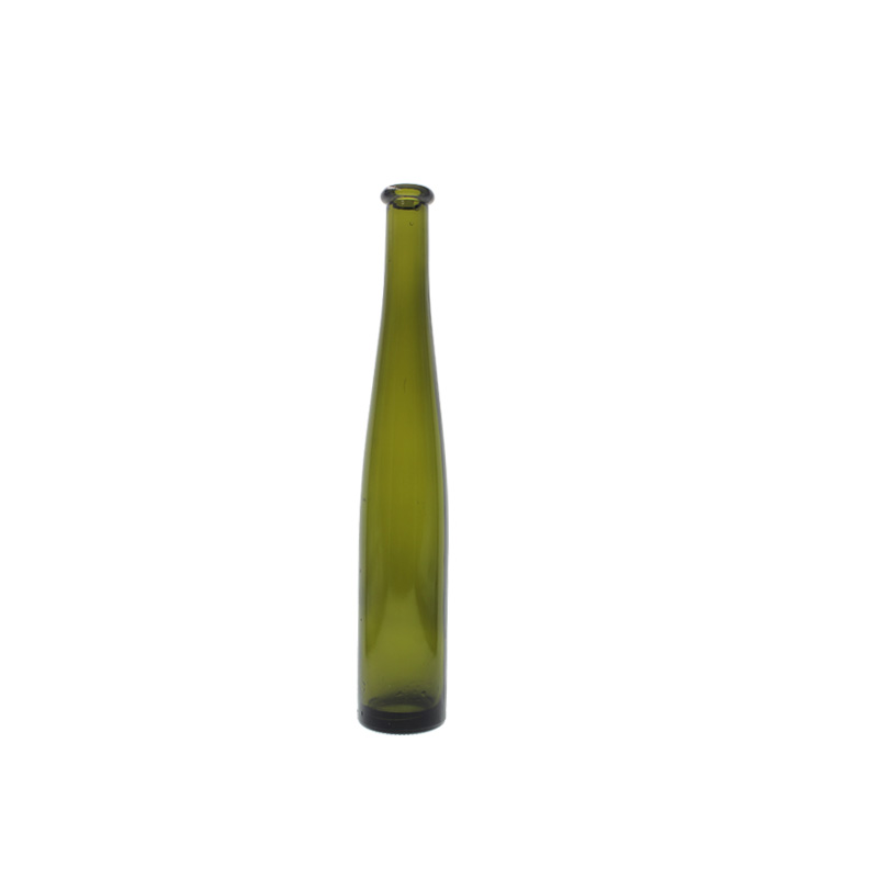 Wholesale 375ml Wine Glass Bottle Dark Green