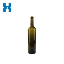 750ml Glass Wine Bottle