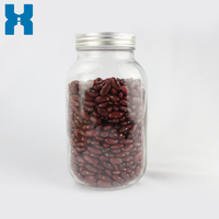 Food Storage 1 Liter Mason Glass Jar