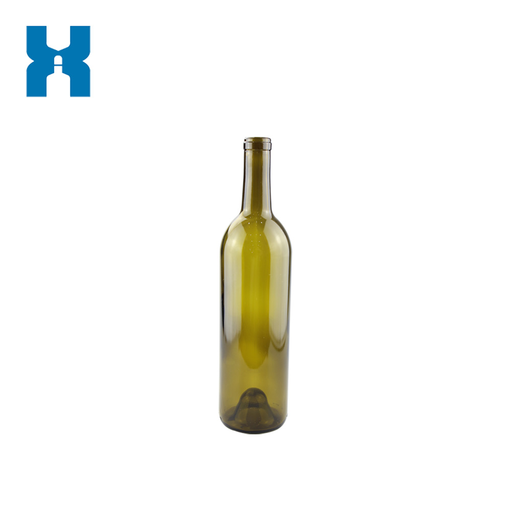 Cheap 750ml Wine Glass Bottle