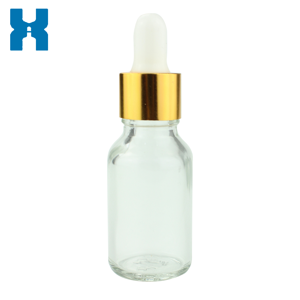 Clear Essential Oil Glass Bottle for Sale