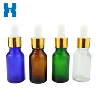 4 Different Colors Essential Oil Glass Bottle for Sale