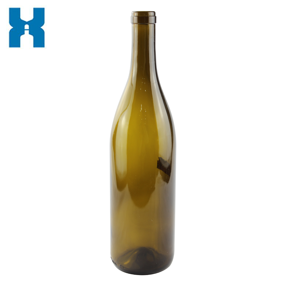 Wholesale 750ml Wine Glass Bottle